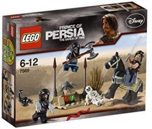 Sets de LEGO de Prince of Persia - Juguete de construcción de LEGO de Prince of Persia 7569 de Ataque en el Desierto