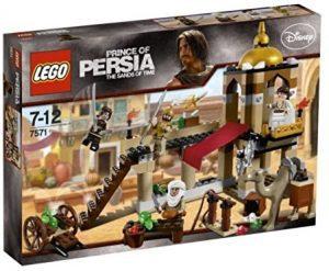Sets de LEGO de Prince of Persia - Juguete de construcción de LEGO de Prince of Persia 7572 de Pelea por la Daga