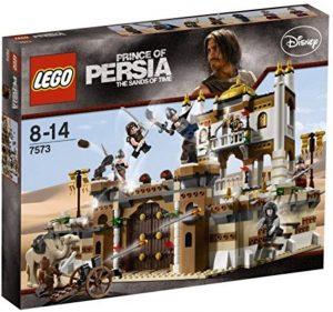 Sets de LEGO de Prince of Persia - Juguete de construcción de LEGO de Prince of Persia 7573 de Batalla de Alamut