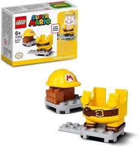 Sets de LEGO de Super Mario Bros - Juguete de construcción de LEGO de Super Mario de Disfraz Constructor de 71373 - Set Potenciador de Super Mario