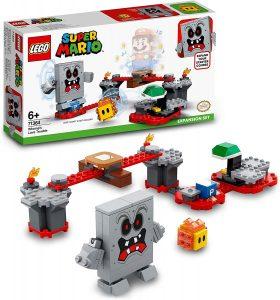 Sets de LEGO de Super Mario Bros - Juguete de construcción de LEGO de Super Mario de Lava letal de Roco de 71364 - Set de Expansión de Super Mario