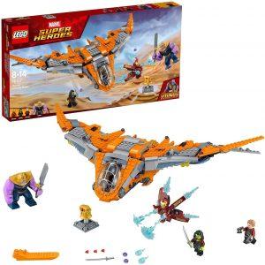 Sets de LEGO de Thanos - Juguete de construcción de LEGO de Thanos de Batalla definitiva 76107