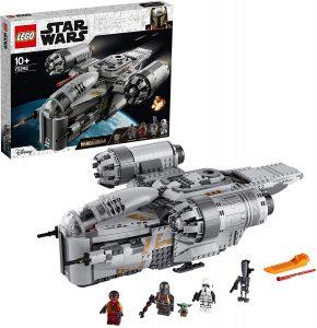 Sets de LEGO de The Mandalorian de Star Wars - Juguete de construcción de LEGO de The Mandalorian de la Nave de The Mandalorian 75292 The Razor Crest