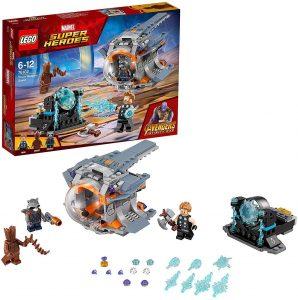Sets de LEGO de Thor - Juguete de construcción de LEGO de Forjado del Stormtrooper 76102