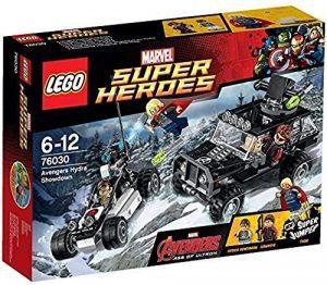 Sets de LEGO de Thor - Juguete de construcción de LEGO de Los Vengadores vs Hydra 76030