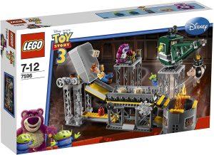 Sets de LEGO de Toy Story 3 - Juguete de construcción de LEGO de Toy Story de Lotso vs Woody 7596