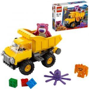 Sets de LEGO de Toy Story 3 - Juguete de construcción de LEGO de Toy Story del Camión de Lotso 7789