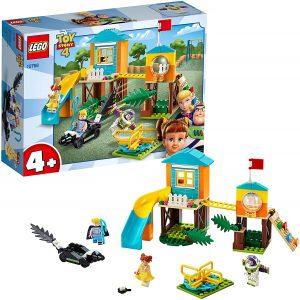 Sets de LEGO de Toy Story 4 - Juguete de construcción de LEGO de Toy Story de Aventura en el Parque de Juegos de Buzz y Bo Peep 10768