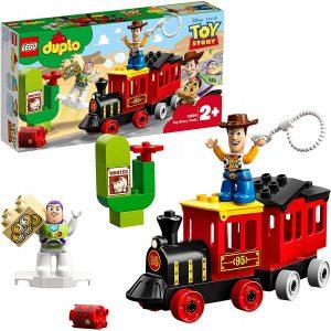 Sets de LEGO de Toy Story - Juguete de construcción de LEGO de Toy Story Duplo de Woody y Buzz 10894