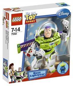 Sets de LEGO de Toy Story - Juguete de construcción de LEGO de Toy Story de Buzz Lightyear 7592