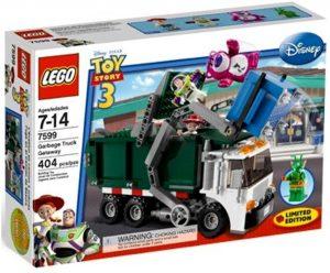 Sets de LEGO de Toy Story - Juguete de construcción de LEGO de Toy Story de Camión de la Basura 7599