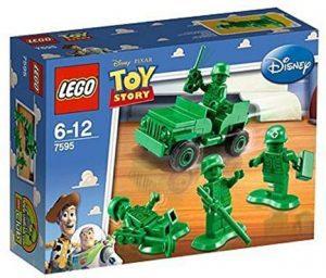 Sets de LEGO de Toy Story - Juguete de construcción de LEGO de Toy Story de Patrulla de Soldados 7595