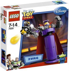 Sets de LEGO de Toy Story - Juguete de construcción de LEGO de Toy Story de Zorg 7591
