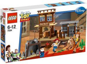 Sets de LEGO de Toy Story - Juguete de construcción de LEGO de Toy Story de las aventuras de Woody 7594