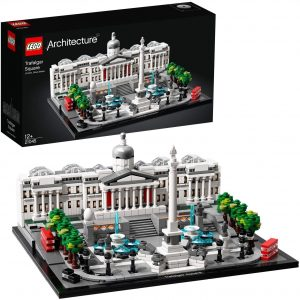 Sets de LEGO de Trafalgar Square - Juguete de construcción de LEGO Architecture de Trafalgar Square 21045