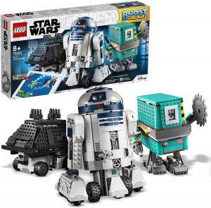 Sets de LEGO de droides de Star Wars - Juguete de construcción de LEGO de Droides Comandos 75253 de Star Wars