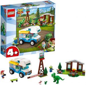Sets de LEGO de furgonetas y caravanas - Juguete de construcción de LEGO de Autocaravana de Toy Story 10769