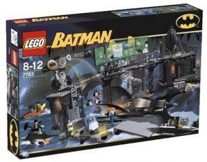 Sets de LEGO de la Batcueva - Batcave - Juguete de construcción de LEGO de Batman de DC de la Batcueva básica 7783