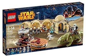 Sets de LEGO de la Cantina de Mos Eisley Star Wars - Juguete de construcción de LEGO de la Cantina de Mos Eisley 75052