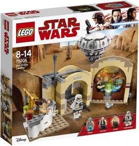 Sets de LEGO de la Cantina de Mos Eisley Star Wars - Juguete de construcción de LEGO de la Cantina de Mos Eisley 75205