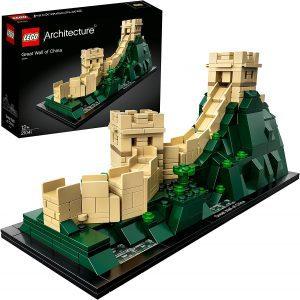 Sets de LEGO de la Muralla China - Juguete de construcción de LEGO Architecture de la Muralla China 21041