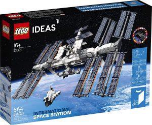 Sets de LEGO de la NASA - Juguete de construcción de LEGO de Estación Espacial Internacional de LEGO Ideas NASA 21321