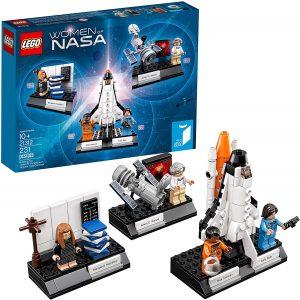 Sets de LEGO de la NASA - Juguete de construcción de LEGO de Mujeres de la NASA 21312