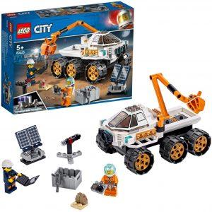 Sets de LEGO de la NASA - Juguete de construcción de LEGO de Prueba de Conducción del Róver de LEGO City NASA 60225