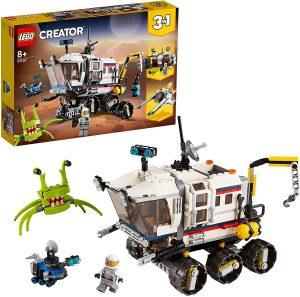 Sets de LEGO de la NASA - Juguete de construcción de LEGO de Reparar el Satélite de LEGO City NASA 60224