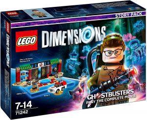 Sets de LEGO de los Cazafantasmas - Ghostbusters - Juguete de construcción de LEGO de los Cazafantasmas 71242 de LEGO Dimensions Story Pack