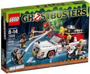 Sets de LEGO de los Cazafantasmas - Ghostbusters - Juguete de construcción de LEGO de los Cazafantasmas 41622 de LEGO Brickheadz