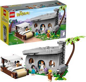 Sets de LEGO de los Picapiedra - Juguete de construcción de LEGO de The Flintstones 21316