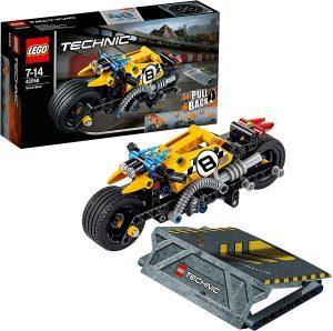 Sets de LEGO de motos y motocicletas - Juguete de construcción de LEGO de Moto acrobática 42058