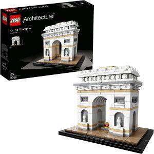 Sets de LEGO del Arco del Triunfo - Juguete de construcción de LEGO Architecture del Arco del Triunfo 21036