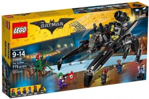 Sets de LEGO del Batmóvil - Batmobile - Juguete de construcción de LEGO de Batman de DC de la criatura 70908 de la legopelícula de Batman