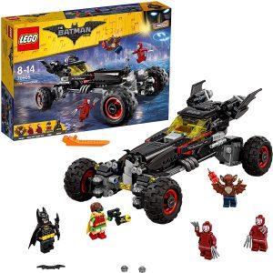 Sets de LEGO del Batmóvil - Batmobile - Juguete de construcción de LEGO de Batman de DC del Batmobile 70905 Batmóvil de la Legopelícula de Batman