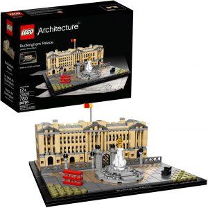 Sets de LEGO del Buckingham Palace - Juguete de construcción de LEGO Architecture del Palacio de Buckingham 21029