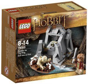Sets de LEGO del Hobbit - Juguete de construcción de LEGO del Señor de los Anillos 79000 Acertijos del Anillo