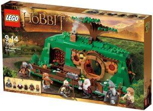 Sets de LEGO del Hobbit - Juguete de construcción de LEGO del Señor de los Anillos 79003 Un viaje Inesperado