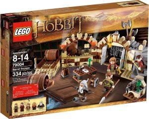 Sets de LEGO del Hobbit - Juguete de construcción de LEGO del Señor de los Anillos 79004 Huida en Barril