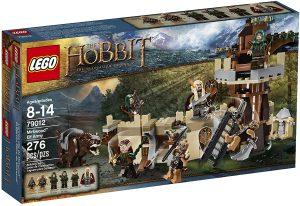 Sets de LEGO del Hobbit - Juguete de construcción de LEGO del Señor de los Anillos 79012 la Armada de elfos Mirkwood