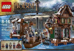 Sets de LEGO del Hobbit - Juguete de construcción de LEGO del Señor de los Anillos 79013 la Ciudad del Lago