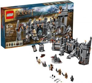 Sets de LEGO del Hobbit - Juguete de construcción de LEGO del Señor de los Anillos 79014 Batalla en Dol Guldur
