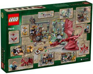Sets de LEGO del Hobbit - Juguete de construcción de LEGO del Señor de los Anillos 79018 La Montaña Solitaria