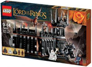 Sets de LEGO del Señor de los Anillos - The Lord of The Rings - Juguete de construcción de LEGO del Señor de los Anillos 79007 La batalla de la Puerta Negra