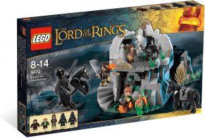 Sets de LEGO del Señor de los Anillos - The Lord of The Rings - Juguete de construcción de LEGO del Señor de los Anillos 9472 La emboscada en la Colina del Viento