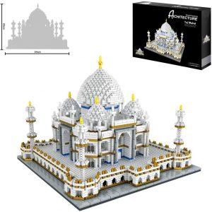 Sets de LEGO del Taj Mahal - Juguete de construcción de Architecture World Famous del Taj Mahal