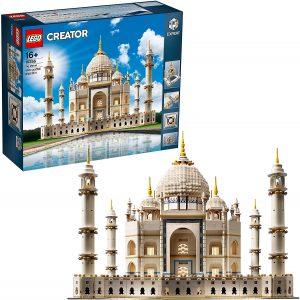 Sets de LEGO del Taj Mahal - Juguete de construcción de LEGO Creator del Taj Mahal 10256