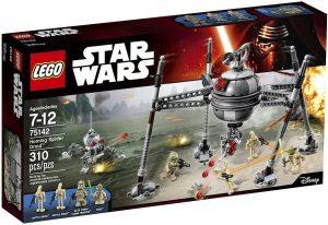 Yoda LEGO Star Wars - Juguete de construcción de LEGO de Droide Araña 75142 de Star Wars