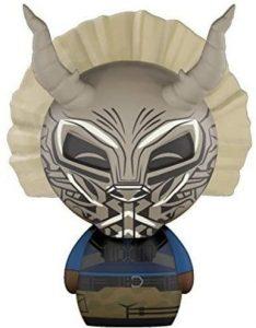 Figura Erik Killmonger de Dorbz especial - Figuras de acción y muñecos de Erik Killmonger de Marvel